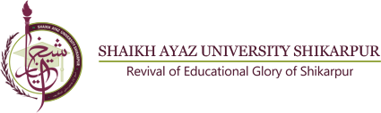 The Shaikh Ayaz University Shikarpur