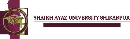 The Shaikh Ayaz University Shikarpur